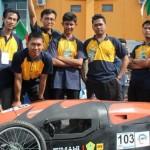 Tim Cimahi 1 sukses di IEMC 2012