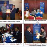 Nota Kerjasama Politeknik TEDC Bandung dengan Perguruan Tinggi di China