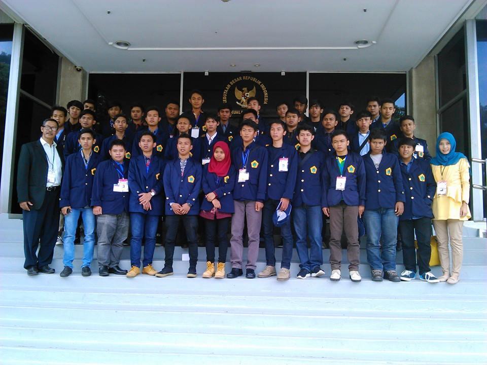 Mahasiswa Politeknik TEDC di KBRI Kuala Lumpur