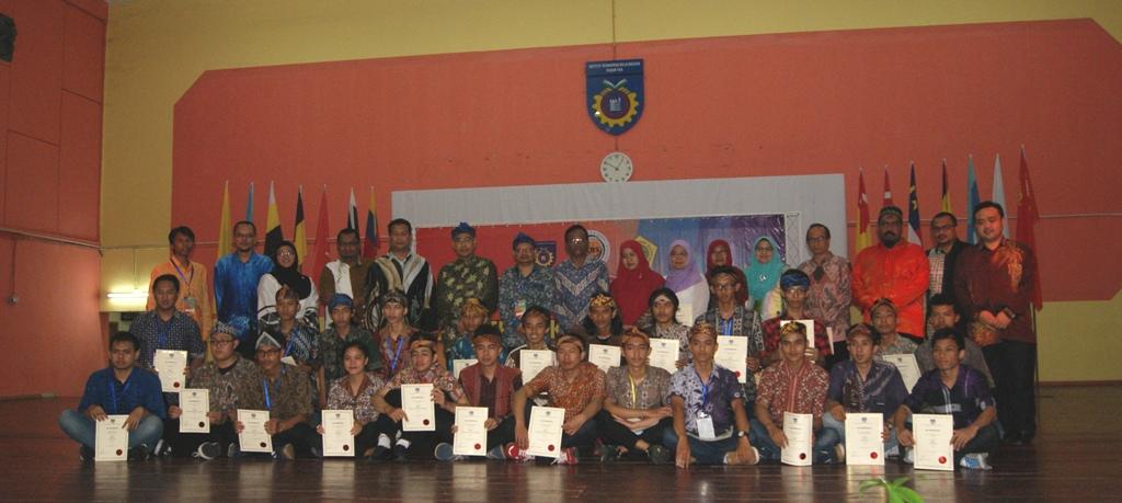 TEKNIK ELEKTRO POLITEKNIK TEDC STUDI DI IKBNDT MALAYSIA
