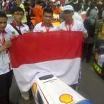 CIMAHI 2 TEDC Wakili Indonesia di Shell Eco Marathon Asia 2014