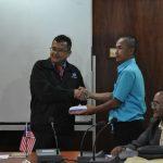Training Mesin Otomotif Ke IKTBN Chembong Malaysia 2018