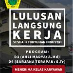 Penerimaan Mahasiswa Baru 2019/2020