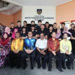 Mahasiswa Teknik Komputer dan Informatika Training di Malaysia